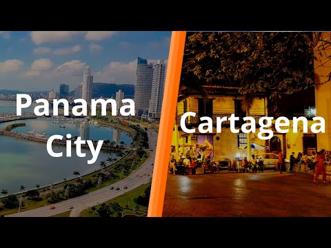 Panama City vs. Cartagena | Which Is The Better Expat Destination?