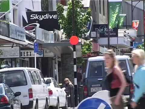 NZ- This is Queenstown, New Zealand