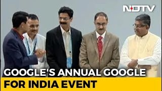 All the Highlights From Google for India