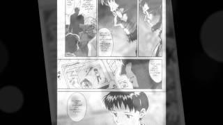 Gambar cover Evangelion manga vol 1