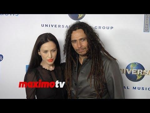 James Shaffer MUNKY ► 2014 UMG PostGrammy Party Red Carpet Arrivals Grammys