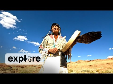 Becoming a Diné Navajo Medicine Man