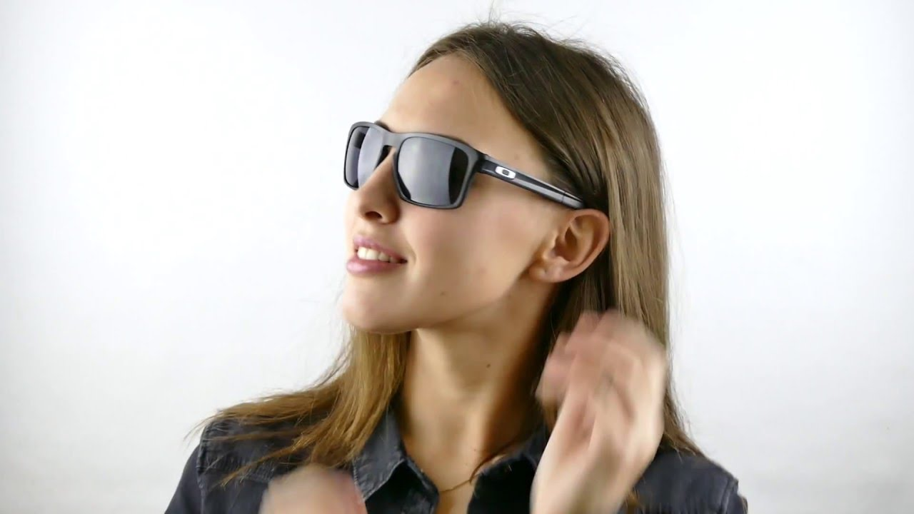 a586928918b Oakley Sliver Matte Black Gray - OO9246-01 - YouTube