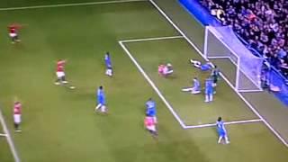 chelsea 2 3 manchester united hernandez goal