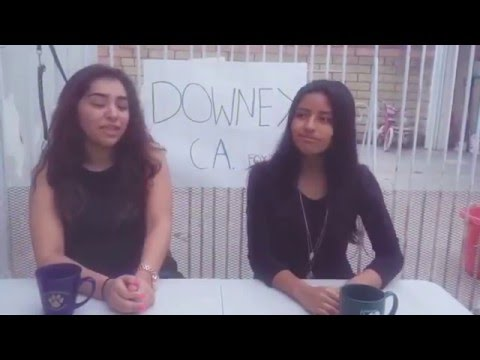 Downey CA weather forecast science project