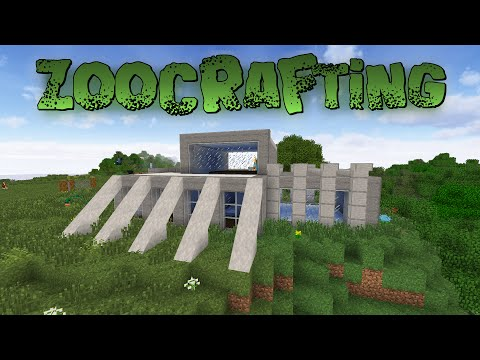 A Brand New Facility! - ZooCrafting S2 - Episode 6