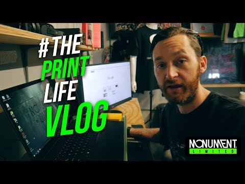 Screen Printing Vlog | Setting Appointments at ISS Long beach with Ryonet, Ranar, Anatol, and Vastex