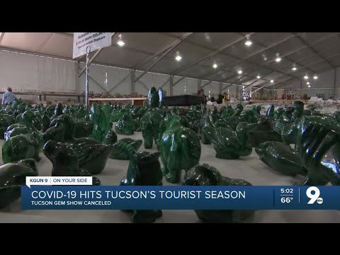 Sadly but correctly, the 2021 Tucson Gem and Mineral Show, the largest and most famous rock, fossil, and mineral show in the US,...