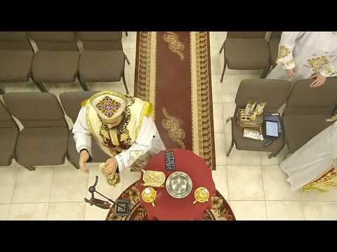 2019 Theophany Liturgy with His Grace Bishop Youssef