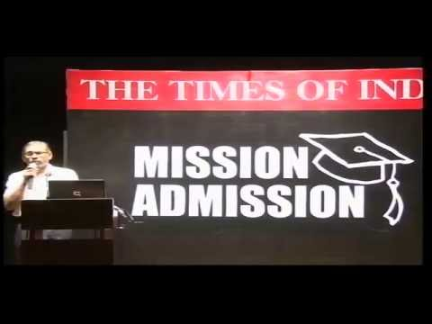 MISSION ADMISSION - THE TIMES OF INDIA