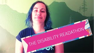 Disability Readathon TBR - Round 2 [CC]
