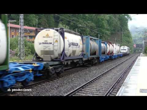 TRAINSPOTTING VOL 435 Trenes renfe 4K