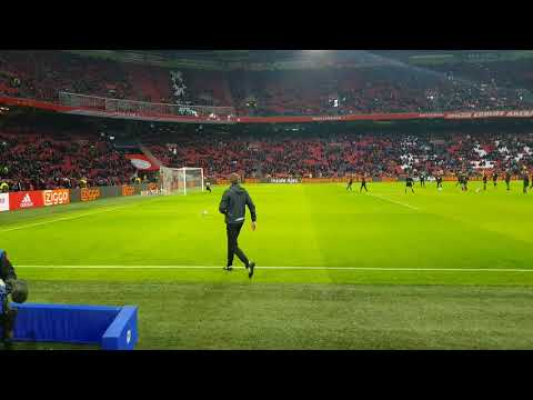 Samenvatting NAC Breda - Jong Ajax (22-11-2019) from YouTube · Duration:  2 minutes 13 seconds