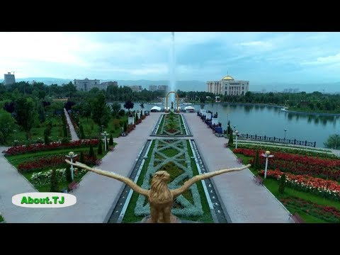 Welcome To Dushanbe, the city full of hospitality and green
