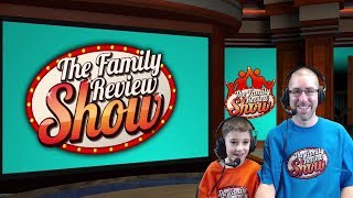 Family Review Show Channel Trailer