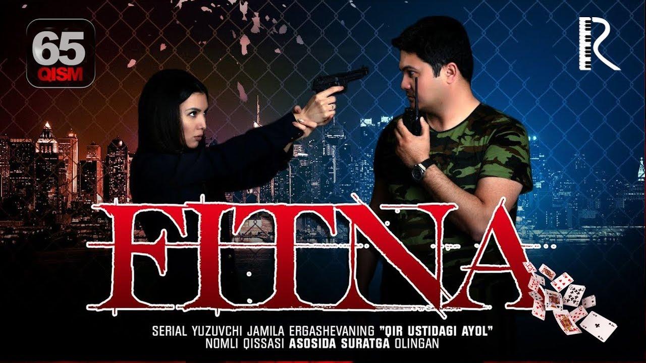 Fitna (o'zbek serial) | Фитна (узбек сериал) 65-qism #UydaQoling