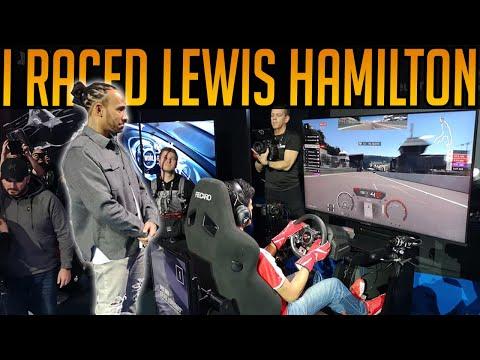 I Raced Against Lewis Hamilton on Gran Turismo Sport