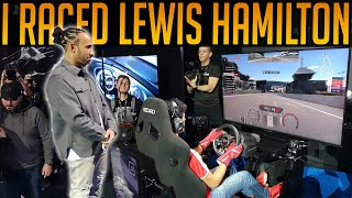 I Raced Against Lewis Hamilton on Gran Turismo Sport
