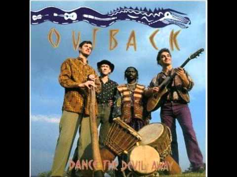 Outback - Dance the Devil Away - Cuban Connections