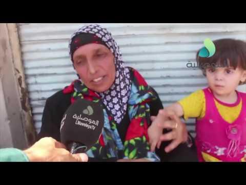 Mosul Old city neighborhoods : Iraq Counter Terrorism units still evacuating civilians part 4