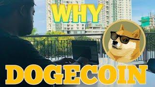 Why I'm Hodling Dogecoin 🚀🚀
