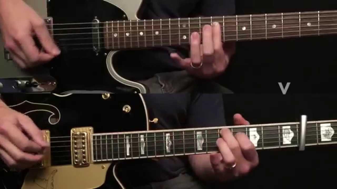 Sovereign God Tutorial Guitar Youtube