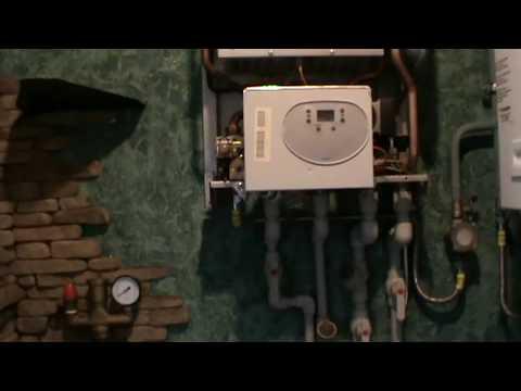 Котел Immergas ошибка 01 /Immergas Boiler Error 01