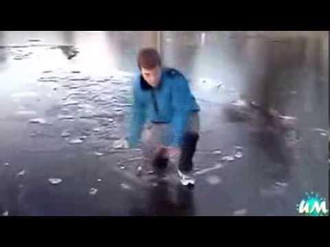 девушки на льду » Приколы, фото и видео приколы