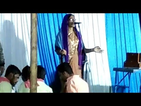 Banjara Singer Savitribai Latest Bhajan in TN Thanda, Karnataka.