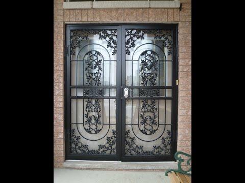 Metalex Security Screen / Storm doors