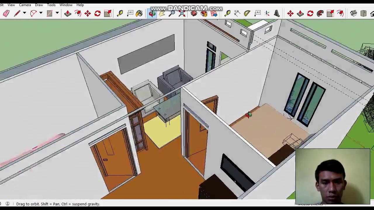 84 Contoh Desain Atap Rumah 5x9 Meter Yang Bisa Anda Tiru