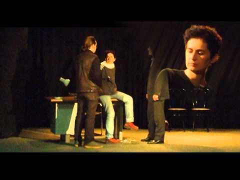 piece de theatre vincent lagaf