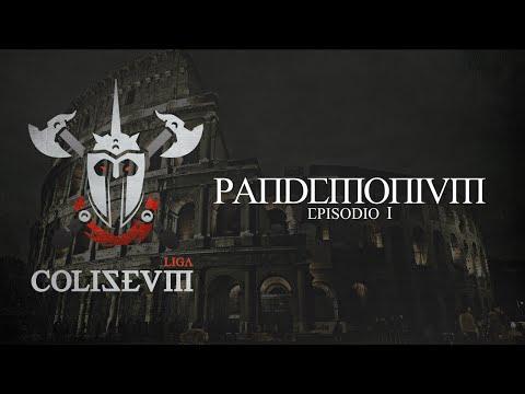 PANDEMONIVM Ep, 1 | Hadrian, Aczino, Gino, Forastero, Ente, Proof, Lobo St, Lirika Inverza & Rc TFK