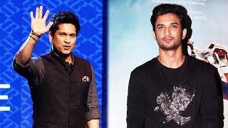 MS Dhoni Biopic: Sachin Tendulkar Praises Sushant Singh Rajput's Cricket; Watch Video | Filmibeat