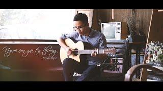 Người con gái ta thương || Nguyễn Ngọc Guitar cover