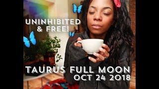 UNINHIBITED TAURUS FULL MOON 🦋🔥|| The Moon to Change it ALL! || BEHATILIFE