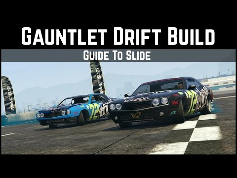 Guide To Slide | Redwood Gauntlet Drift Build (GTA 5 Drifting)