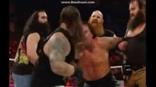 Bray Wyatt Attacks Undertaker!