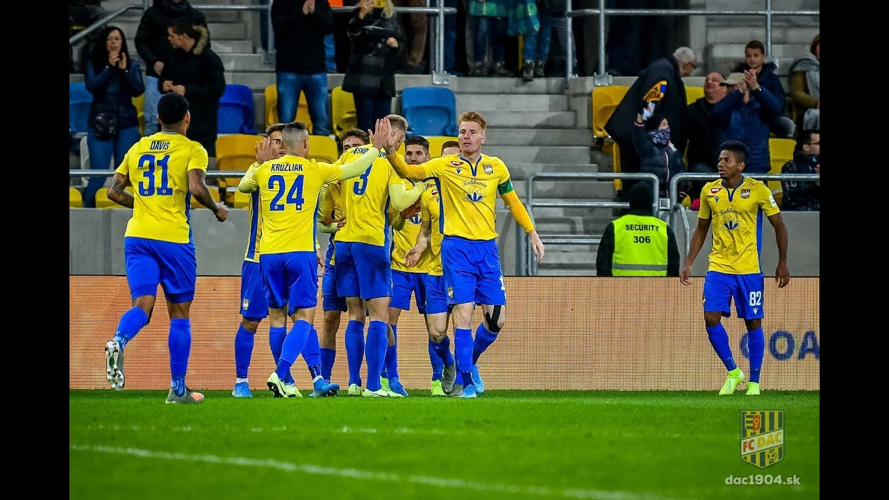 Download FC DAC 1904 - AS Trenčín 3:1 (1:1)