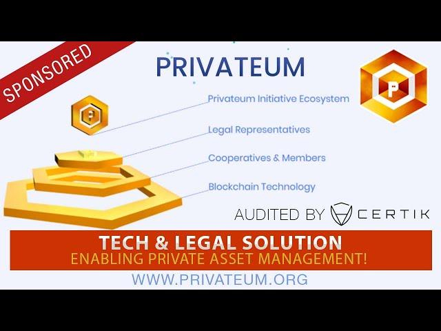 New Blockchain Gem: Privateum - Tech & Legal Focused Blockchain