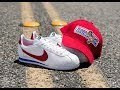 How to style with NIKE CORTEZ, FOREST GUMP + ON FEET