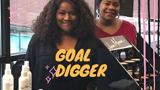 GOAL DIGGER SERIES - Episode 5- Vera Moore and Counsellua (Vera Moore Cosmetics) | Dr. Neva