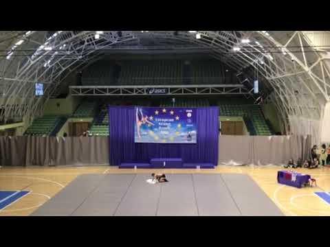 Uncolicited leter-solo senior-contemporari-Svetoslav Seropyan - Europe Grand Dance Cup 2018