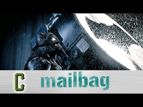 Collider Mail Bag - Should The DC Universe Have Started With Solo Movies First?