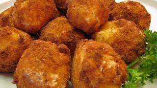 Betty's Deep-fried Mashed Potato Balls