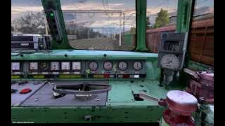 Trainz simulator 2012 gameplay HD