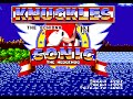 Knuckles the Echidna in Sonic the Hedgehog - Walkthrough