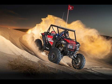 Sand Sports Super Build Featuring a Polaris RZR XP Turbo Dynamix Edition