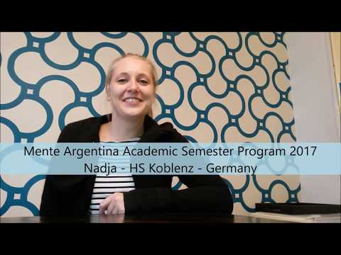 Study Abroad in Buenos Aires, Argentina by Nadja @ Mente Argentina