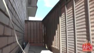 Остекление и ремонт шестиметрового балкона под ключ(Компания АРСеналстрой представляет проект остекления и ремонта шестиметрового балкона под ключ, с которым..., 2015-06-02T12:10:52.000Z)